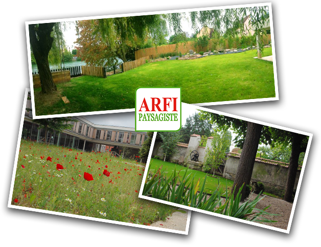 Arfi Paysagiste : création et entretien de jardins