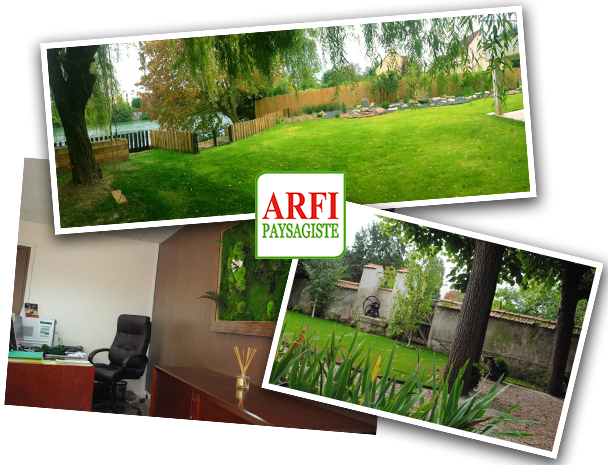 Arfi paysagiste valenton 94 cr ation de jardins for Entretien jardin 94